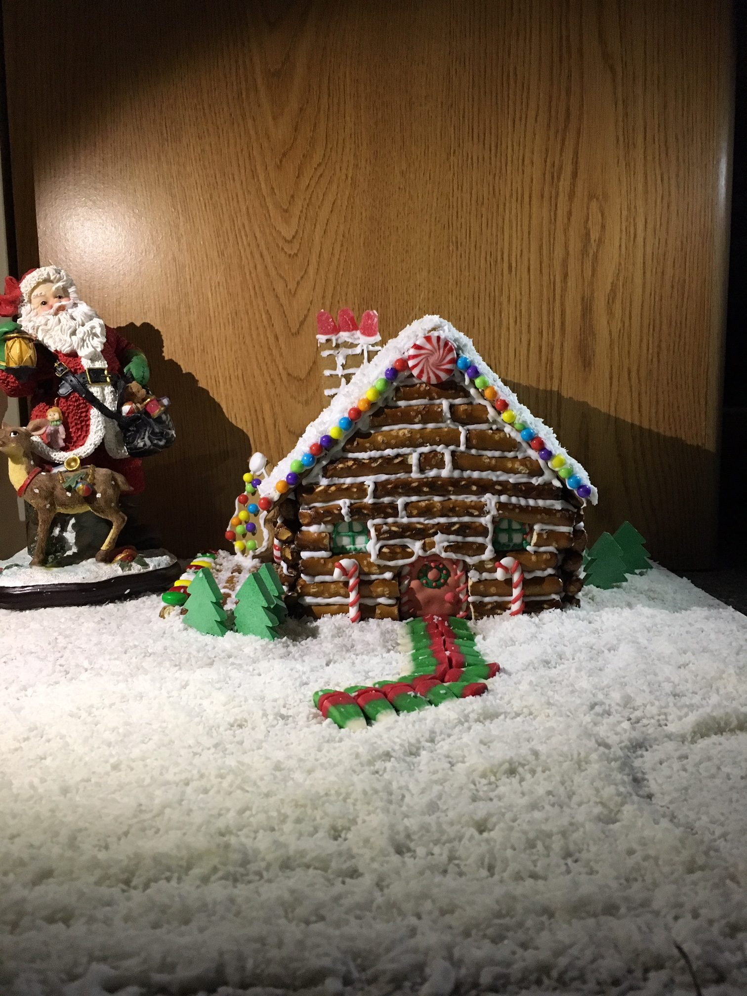 Gingerbread House Entry # 4